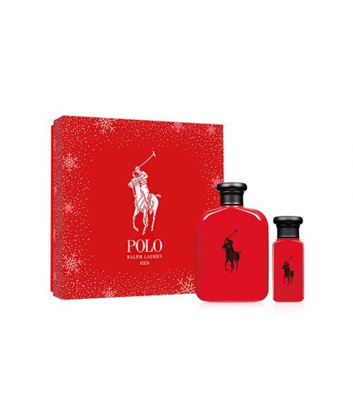 Polo Red Eau de Toilette 2-Piece Gift Set