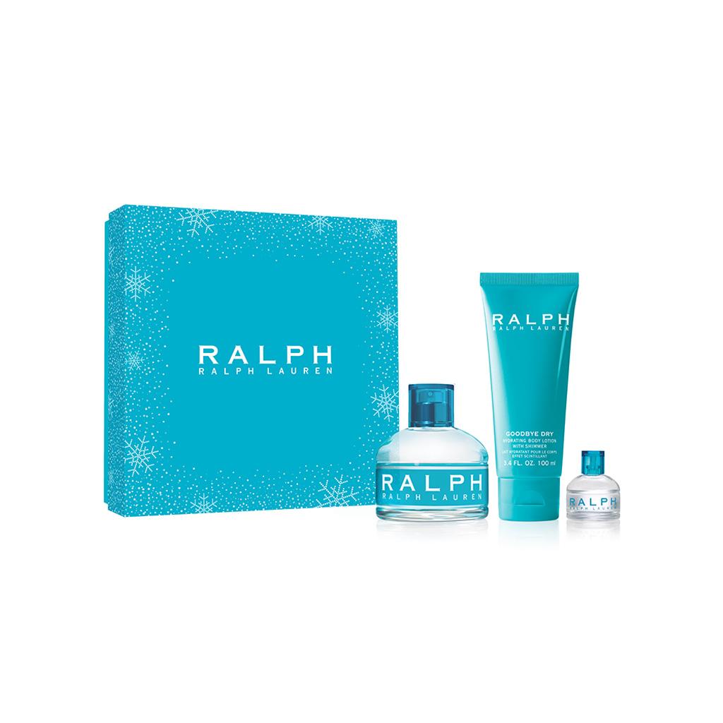 RALPH Ladies Eau de Toilette 3-Piece Gift Set