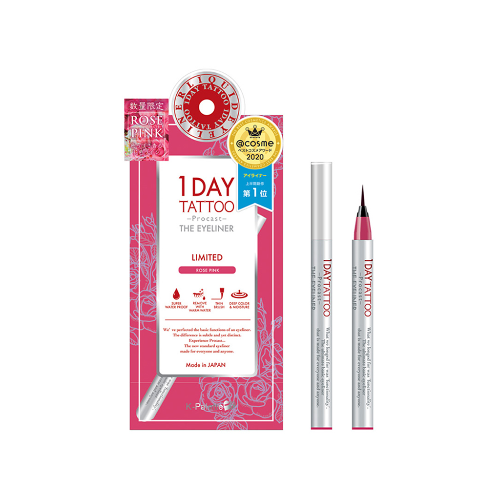 1Day Tattoo Procast the Eyeliner Limited Edition