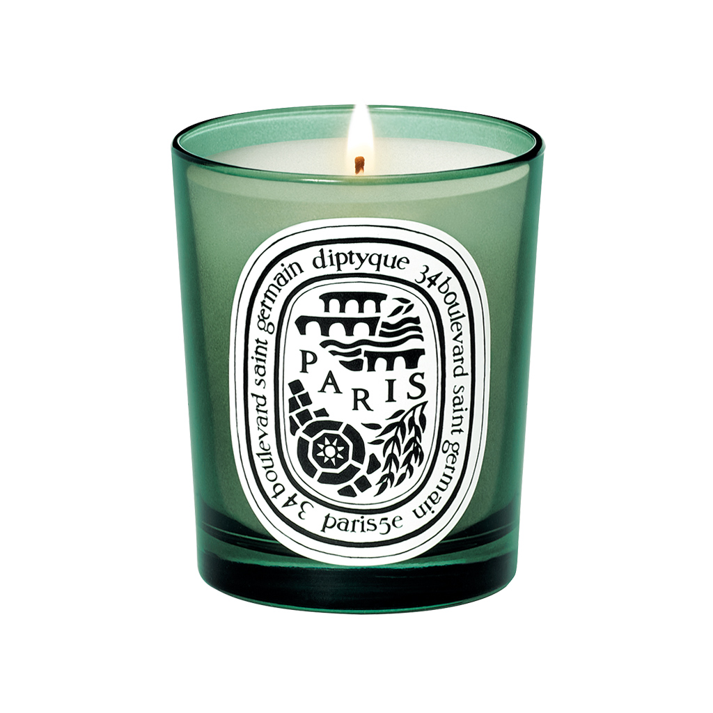Paris Candle with Lid 190g