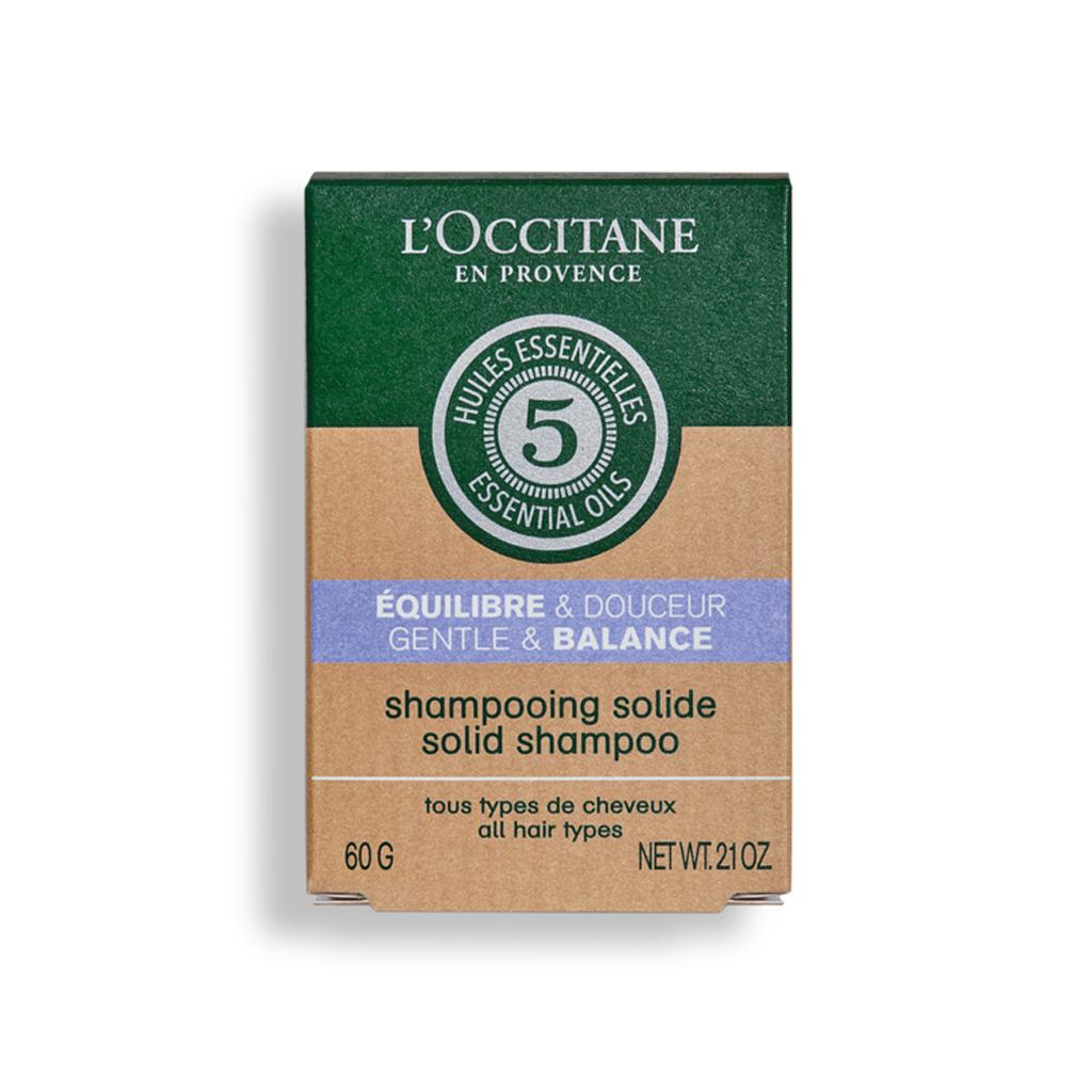 Gentle Solid Shampoo 60g