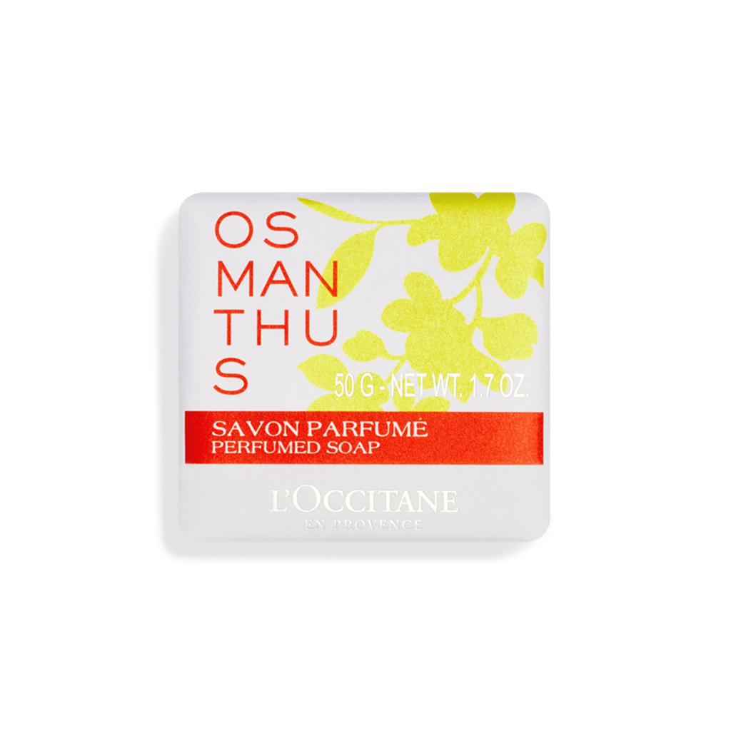 Osmanthus Soap